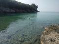Dorcival úszás