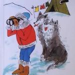 Ne féljünk a farkastól!